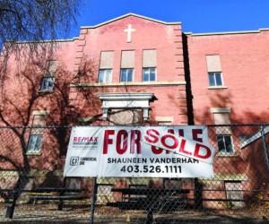 Former school building in Flats sells